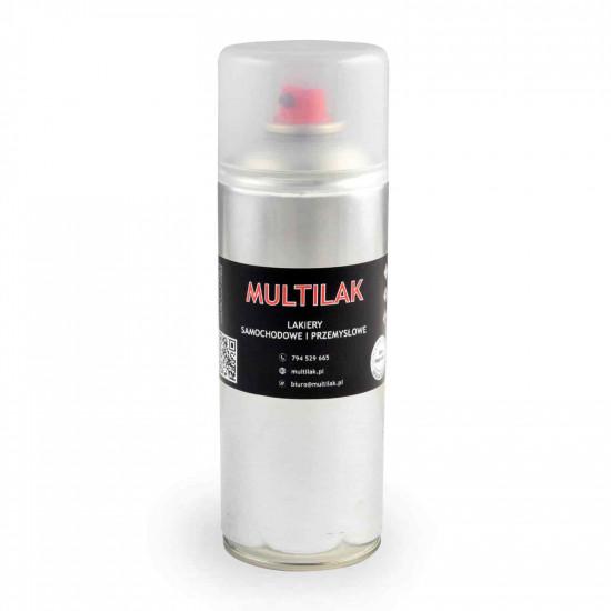 Lakier bezbarwny klar w sprayu MULTILAK 375ml